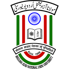 Shodhganga@INFLIBNET: Maulana Azad National Urdu University